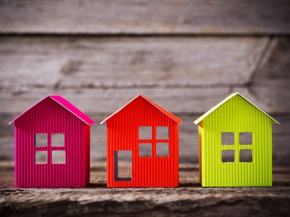 symbolic modular houses